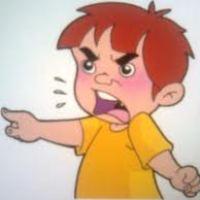 Bagaimana mengarahkan amarah Si kecil