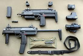 Best sub Machine gun