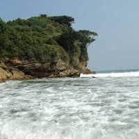 Menikmati Teduhnya Pantai Ngitun Gunung Kidul | Pantai Ngetun