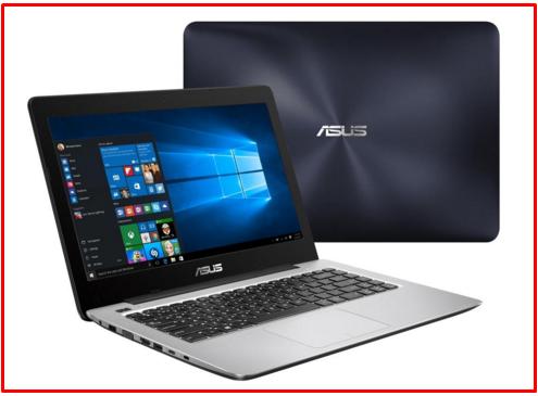 harga dan spesifikasi Notebook ASUS A456