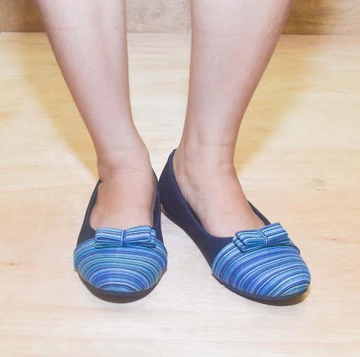 gambat sepatu untuk wanita