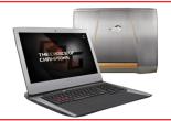 harga dan spesifikasi Notebook ASUS ROG G752