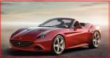 Gambar Ferrari California T2015 tampak depan